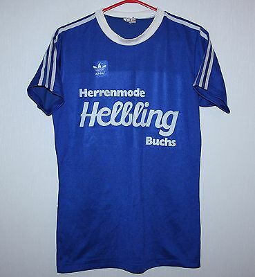 Vintage Adidas Originals shirt Size M 80's made in West Germany