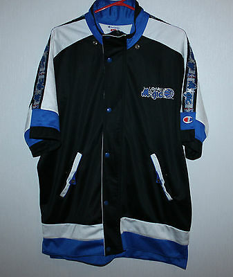 Vintage Orlando Magic NBA pre-match jacket Champion Size S