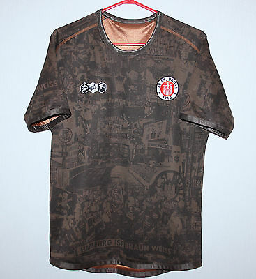 St Pauli Germany special anniversary dual shirt 10/11
