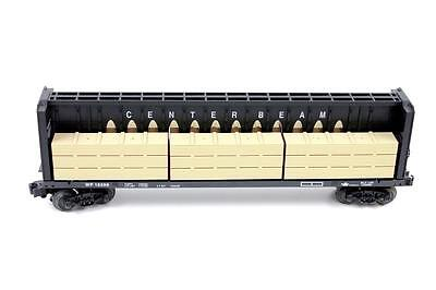Lionel O scale model train West Pac Beam Car as new