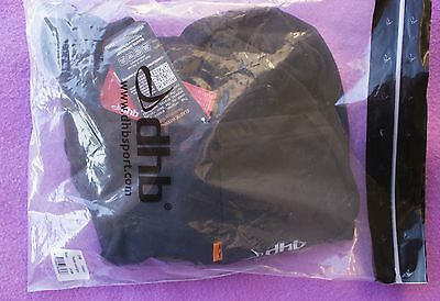 Cycling waist tights - DHB Roubaix, black, Large, new with tags