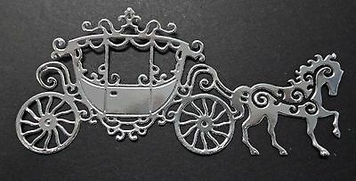 Wedding Carriage Die Cut- Pkt 4