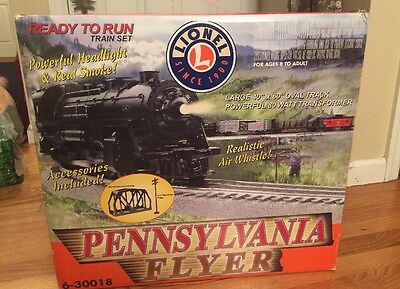 Lionel Pennsylvania Flyer O Gauge Train Set (6-30018) New In BOX