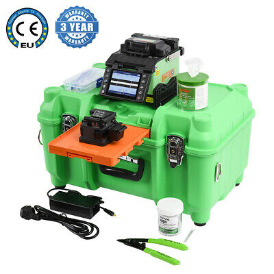 Fusion Splicer GX37 Splicing Machine Welding Machine 10 Languages Upgraded Model