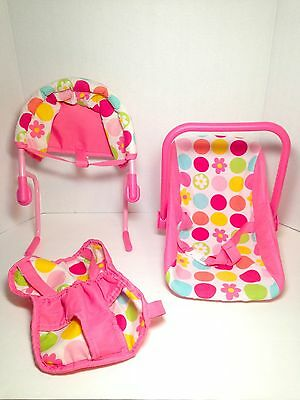 BABY DOLL ACCESSORIES Car Seat, Booster Seat & Carrier