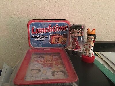 Betty Boop collectible items
