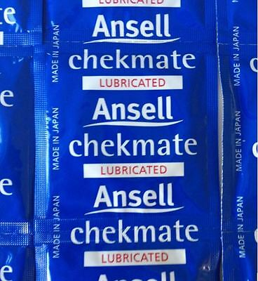 Ansell Checkmate Condoms – FREE SHIPPING