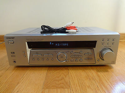 Sony STR-K40P 5.1Ch Home Theater System Receiver Amplifier TESTED 100% Working!