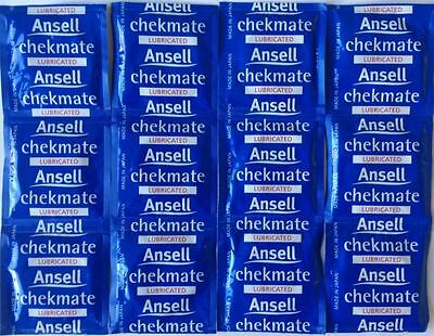 12 Ansell Checkmate Condoms – FREE SHIPPING