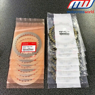 BRAND NEW Genuine OEM Honda Clutch Kit to fit CR250 1990-1993 & CR500 1990-2001