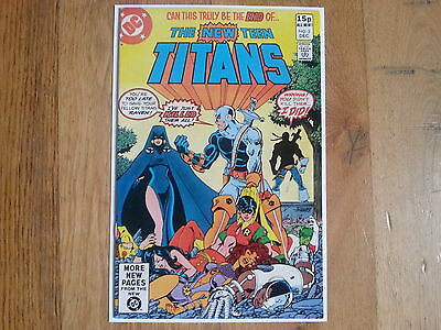 NEW TEEN TITANS #2 /   1st  APP OF DEATHSTROKE   NEAR MINT 9.4 HIGH GRADE !!!