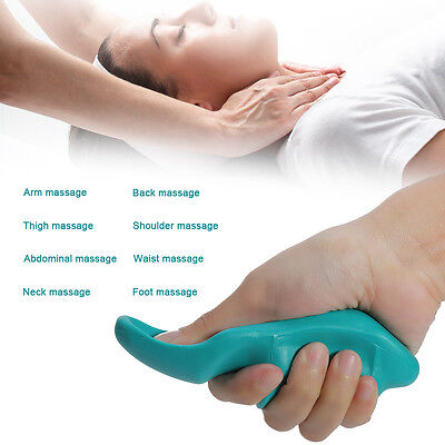 Effective for Deep Tissue Massage Saver Massager Green Thumb Protector Cool Tool