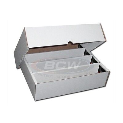 BCW MonsterBox 3200 Cards