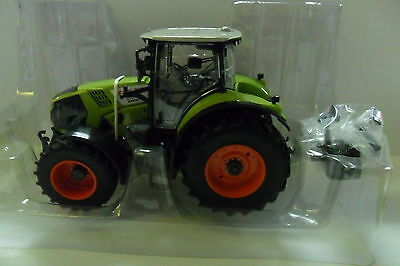 Ros 1:32 Mezzo Agricolo Trattore  Tractor Claas Axion 870 Serie Lim  Art 300010