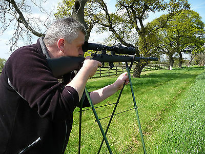 Foxing / Deer Quad  Shooting Sticks / Rest For  Steady  Accurate Shots Stalking