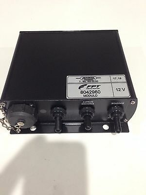 Iveco Fpt Marine Switch Panel Control Module Relay 8042960 New