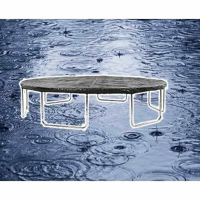 8Ft 10Ft 12Ft 14Ft Trampoline Rain Dust Cover Weather Protection Guard New