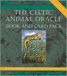 The Celtic Animal Oracle cards Boxed Set tarot deck