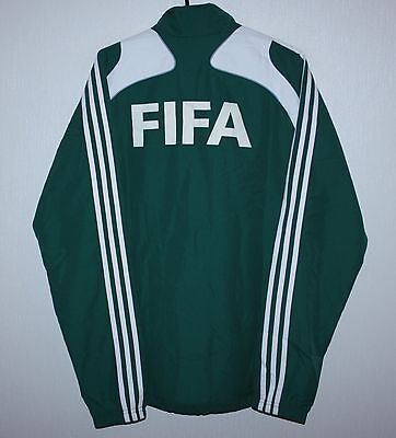 Referee issue jacket Adidas BNWT Size 46/48 FIFA EURO Football Futsal
