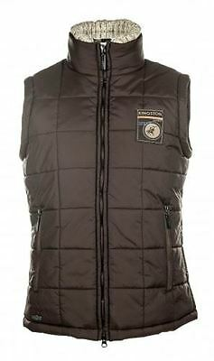 Kingston Intenso Mens Bodywarmer Padded Quilted Horse Riding Equestrian Gilet