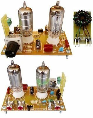 iTx Max - Tube AM Broadcast Transmitter Kit