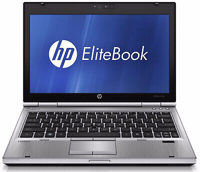 HP EliteBook 2560p Core i5 2540M 2.60GHz, 4GB RAM 320GB HDD Win 10 Home Laptop