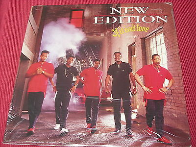 "New Edition:  If it isn't Love U.S  12""  SEALED"