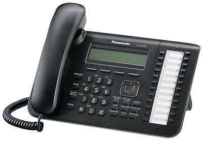 Panasonic KX-DT543  Phone Black Digital 3-line LCD, with Backlight, 24 CO Key