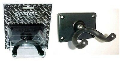 MAXTONE GH-525 Guitar Hangers - Carton of 100 Individually Packaged with Screws