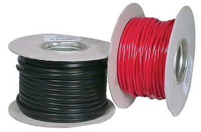 Ocean Flex Tinned Copper Marine Electrical cable 1.5mm 21Amp RED 10 Meters