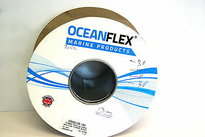 Ocean Flex Tinned Copper Marine Electrical 2 core cable 2.5mm 29Amp Per Meter