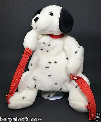 The Disney Store 101 Dalmatians Backpack Nwt