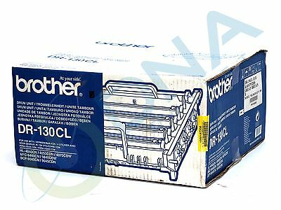 Genuine Brother Drum Unit - Dr-130Cl - New & Warranty