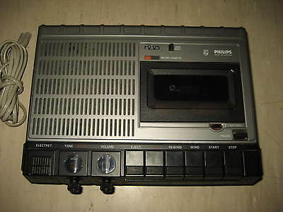 PHILIPS N 2215 AUTOMATIC RECORDER Kassettenrecorder