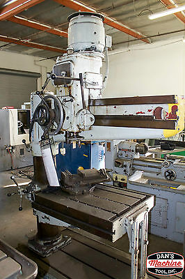 Richmond Radial Arm Drill  /  #60
