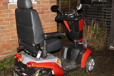 Kymco Maxer 8Mph Large Road Legal Mobility Scooter