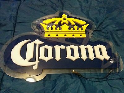 Corona Extra LED sign 21.5x14 inches for BAR, PUB or Mancave