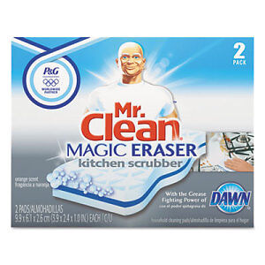 Mr. Clean Magic Eraser Kitchen Scrubber - PGC47546CT