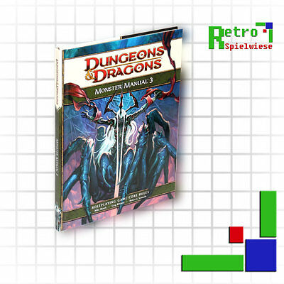 Dungeons & Dragons Monster Manual 3 [4.Edition]