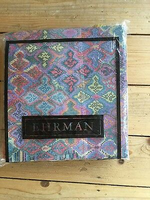 EHRMAN Tapestry Kit KASBAH 1996   Canvas and Wools