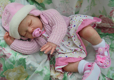 Reborn baby Emmy Lou Sorry Sold Sorry Sold SorrySold Sorry orders taken 7-10days