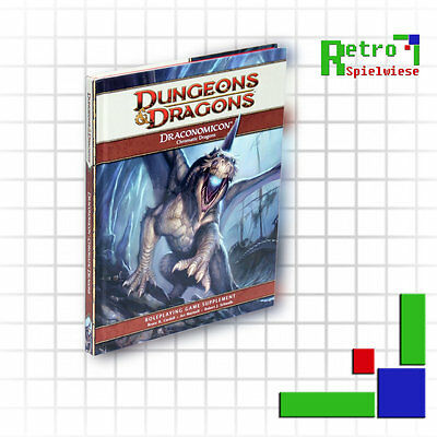 Dungeons & Dragons Draconomicon Chromatic Dragons [4.Edition]