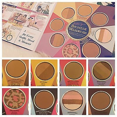 Too Faced The Little Black Book Of Bronzers - Bronzing wardrobe UK