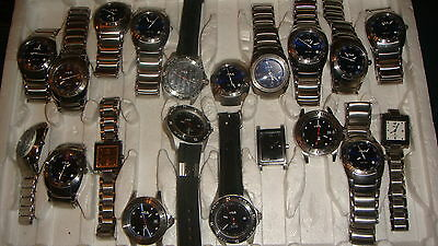 Trade Only Job Lot Of 20 X  Mixed Fila  Watches 100% Gen  ,,