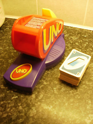 Uno Attack/extreme Fast Paced Uno Card Game