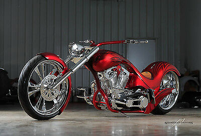 2017 Custom Built Motorcycles Pro Street  Pro street, signature models, chopper, custom harley, factory title, NADA listed