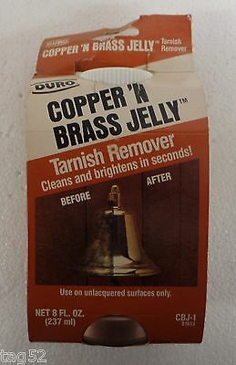 Copper N Brass Tarnish Remover Usa Made Use On Stainless Steel Chrome Antiques