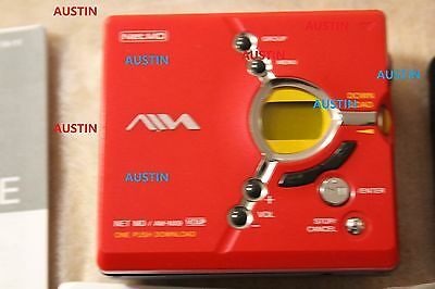 Aiwa Am Nx9 Md Lp Minidisc Player  Net Md