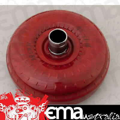 Hughes Pro-Street 30 Series 3000Rpm Stall Converter Ht43-30 Suit Ford C-6 Trans
