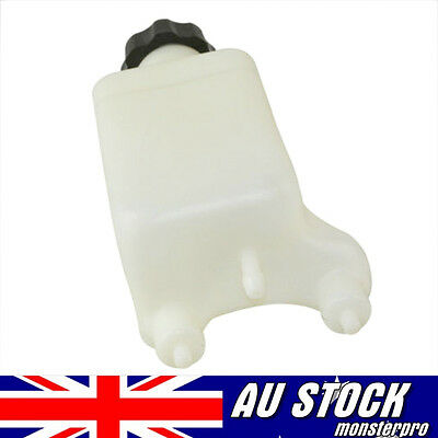 Oil Tank Reservoir with Cap Yamaha PW50 PY50 PEEWEE50 G50T White Dirt Pit Bike